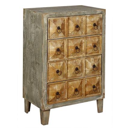 Wenge Home Masif Mango Wood Konsol 63x42x95cm