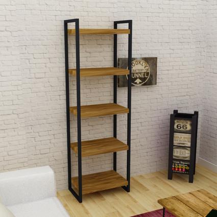 Archi Ahşap Atölyesi Kentucky Small Kitaplık