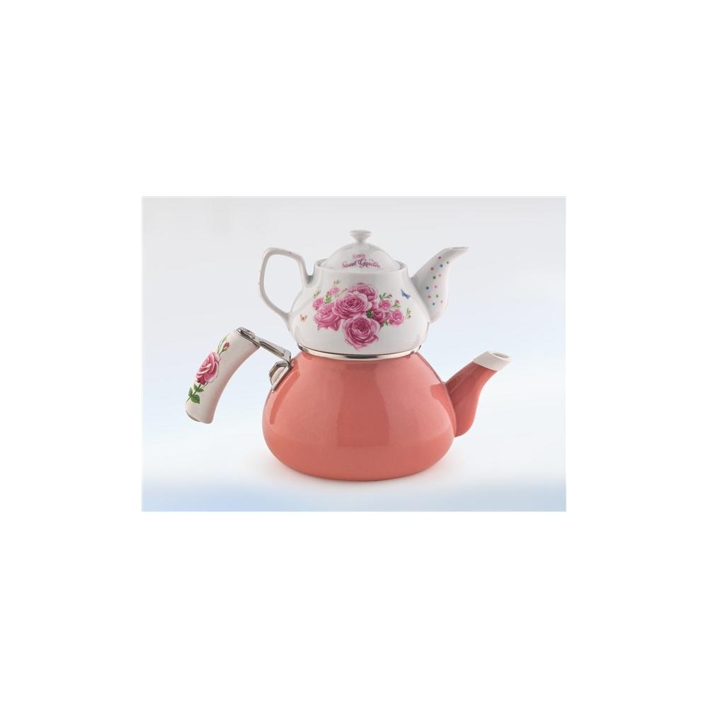 Stelle Porselen Çaydanlık - 29687