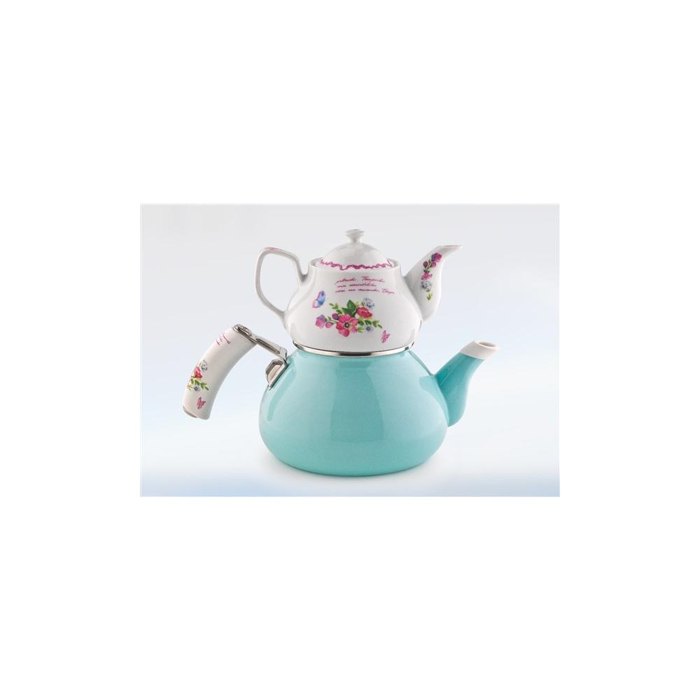 Stelle Porselen Çaydanlık - 29700
