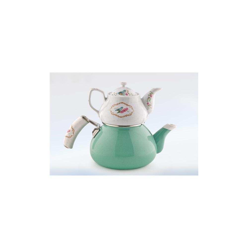 Stelle Porselen Çaydanlık - 29694