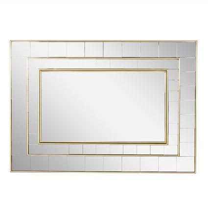 Altıncı Cadde Dikdörtgen Ayna 81x114 Cm