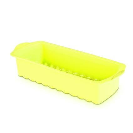Hiper Baton Sarı Silikon Kek Kalıbı