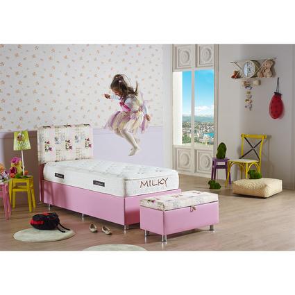 Mattrest Pinky Baza & Başlık Set 90x200 Cm