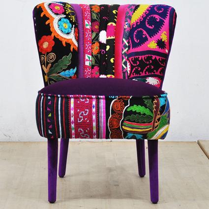 Name Design Studio 50'S Clubchair Mor Sevda