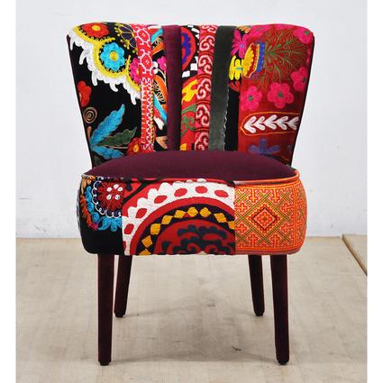 Name Design Studio 50'S Clubchair Kızıl Aşk