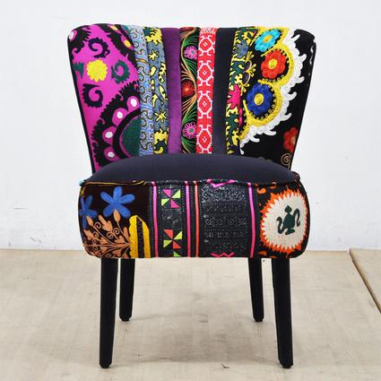 Name Design Studio 50'S Clubchair Mavi Sevda
