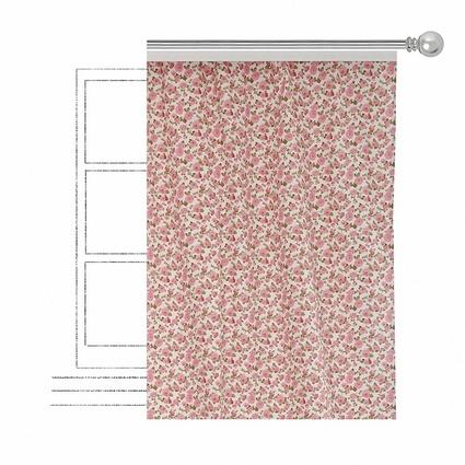 Apolena Dekoratif Fon Perde 26-8583-10