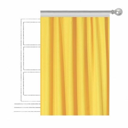 Apolena Dekoratif Fon Perde 26-Z236-1