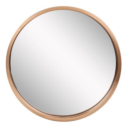 Altıncı Cadde Bronz Ayna 49Cm