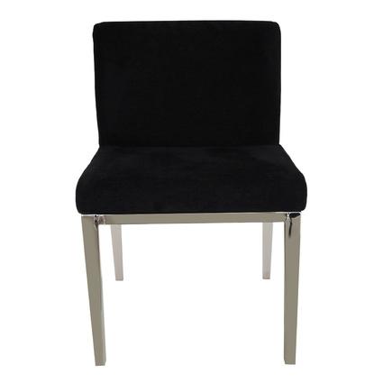 Altıncı Cadde Paslanmaz Çelik Ayaklı Sandalye