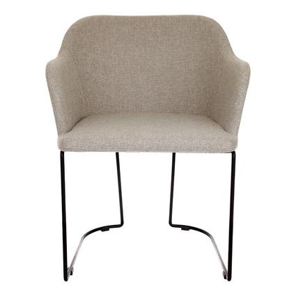 Altıncı Cadde Plus Kolçaklı Sandalye Gri Renk