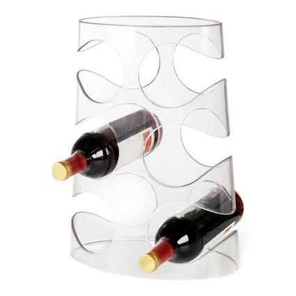 Umbra Clear Grapevine Şarap Rafı