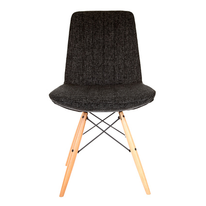 Altıncı Cadde Sweth Sandalye Siyah