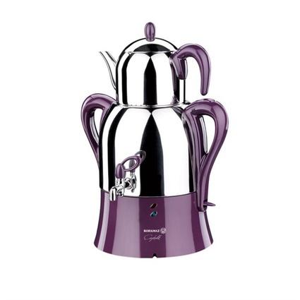 Korkmaz Çaykolik Elektrikli Semaver Violet