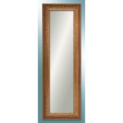 Regal Saat Yaprak Desenli Köşeli Ayna