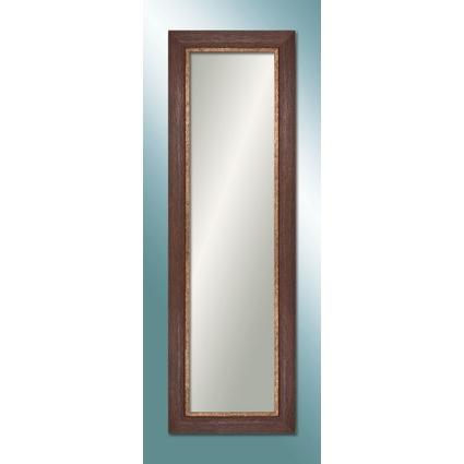 Regal Saat Ultima Rustik Venge Ahşap Desenli Ayna