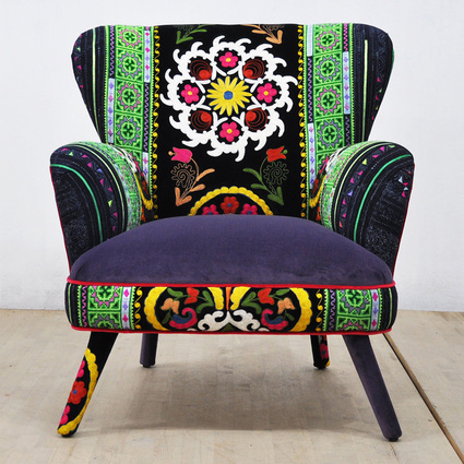 Name Design Studio Suzani Berjer - Yeşil Sevda