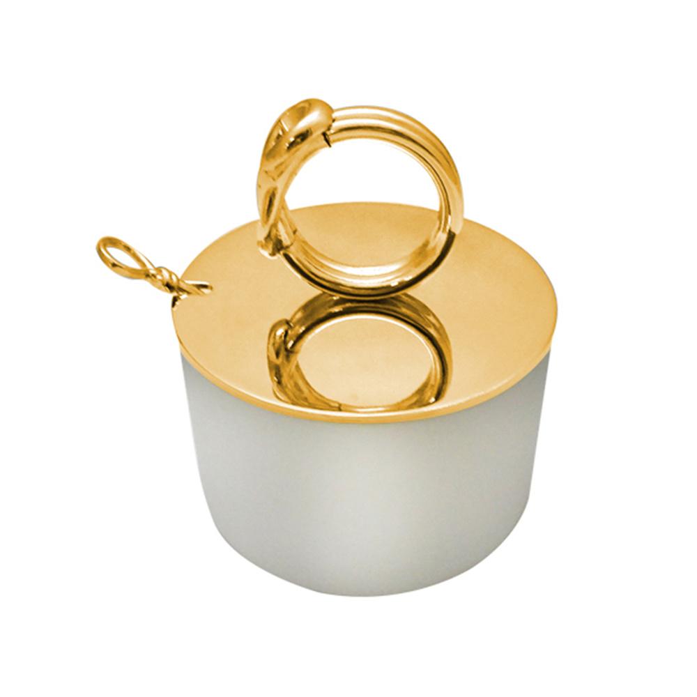 Cemile Altın Düğümlü Şekerlik 4 Cm Ürün Resmi