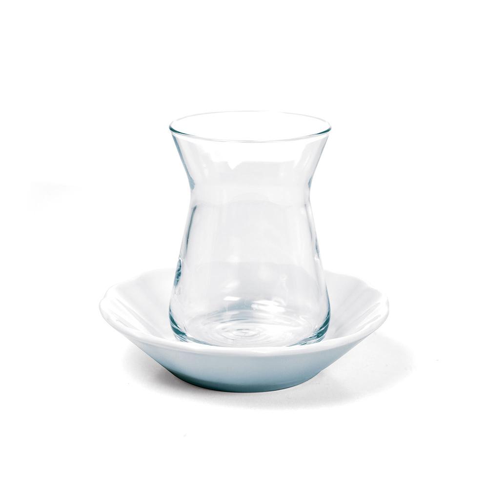 Güral Porselen 10 Cm Acem Çay Tabağı Ürün Resmi