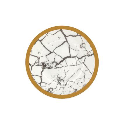 Güral Porselen Bone 20 Cm Düz Tabak 4798