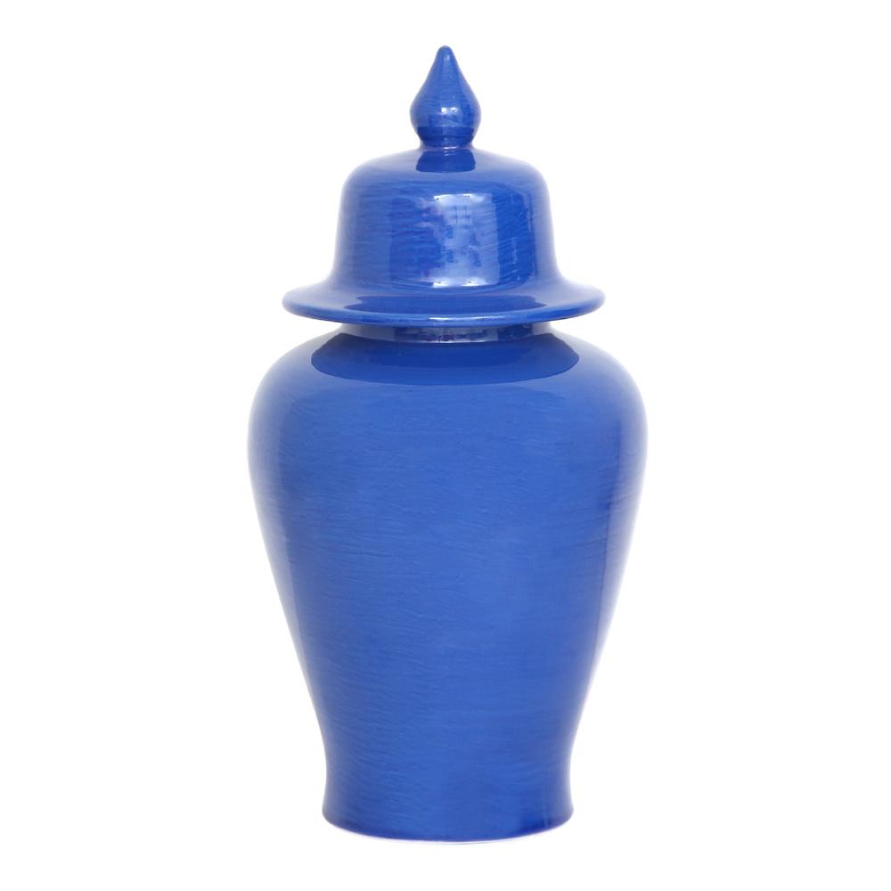 Altıncı Cadde Seramik Vazo Mavi 20 cm Ürün Resmi