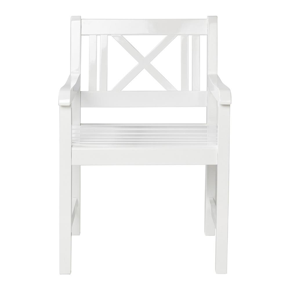 Masif Bahçe Sandalye Bodrum