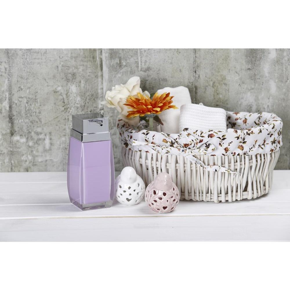 3350L Akrilik Sıvı Sabunluk Beyaz