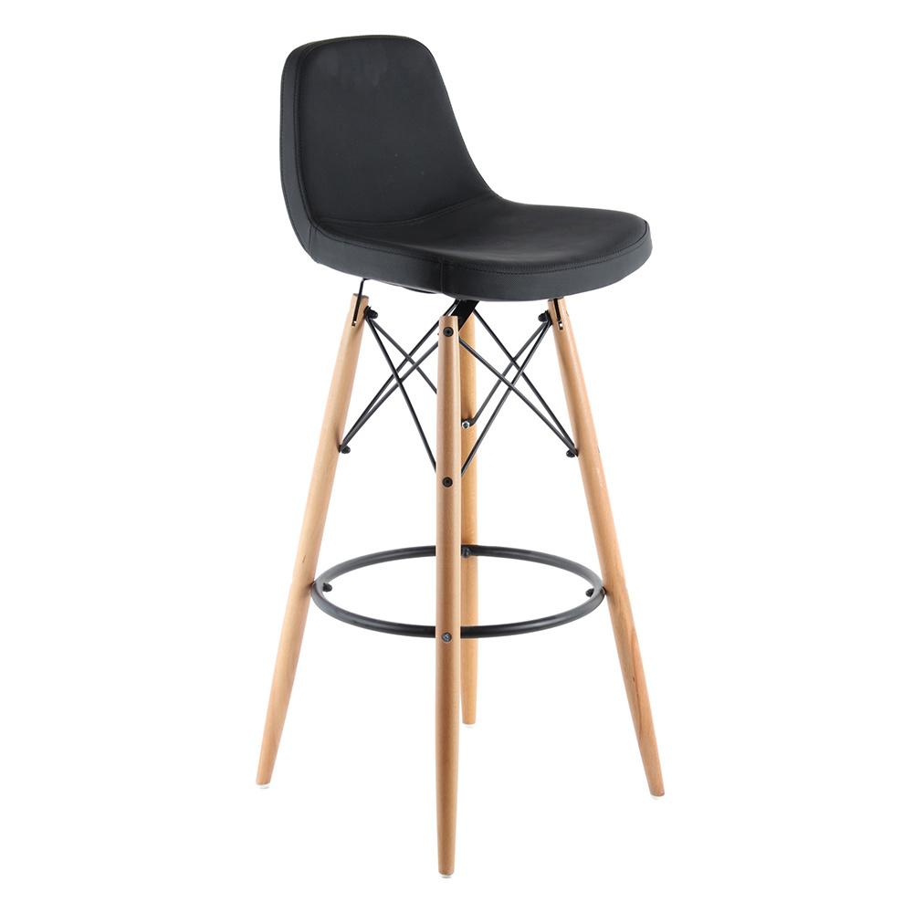 Kozza Home Retro 215 Masif Ayak Bar Sandalyesı Ürün Resmi