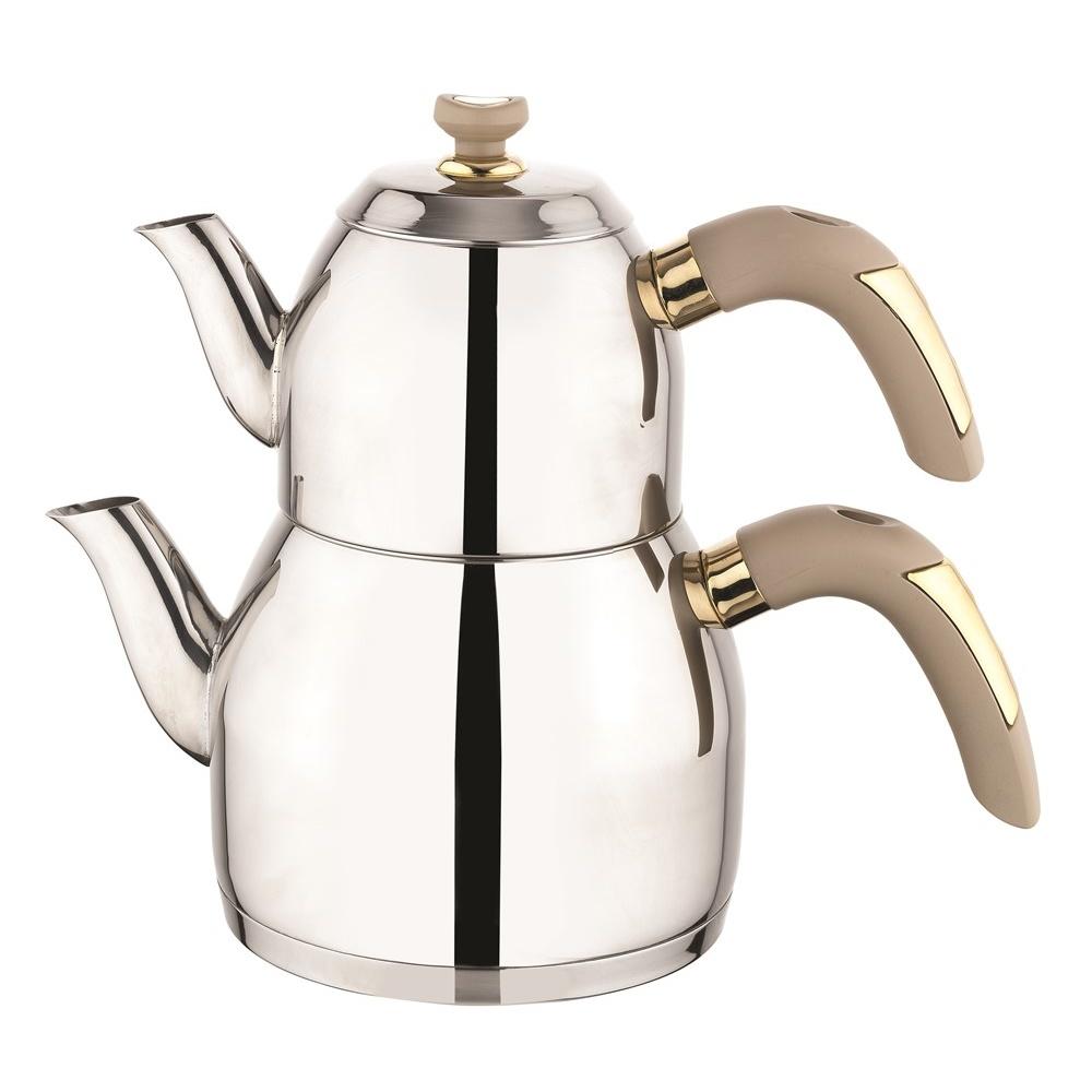 Soft Çaydanlık (Altın Serisi)
