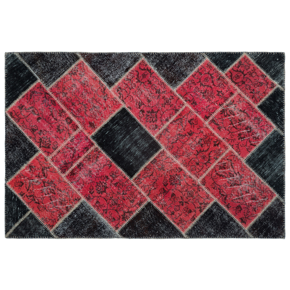 Apex Patchwork Unique Kırmızı 120 X 180 cm Ürün Resmi