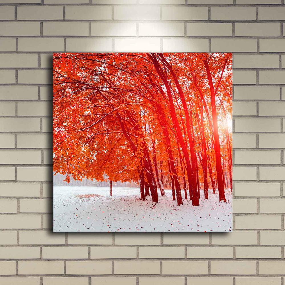 Özgül 40x40 cm Dıştan Aydınlatmalı Tablo Ürün Resmi