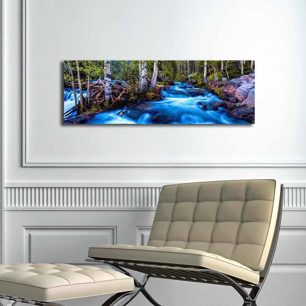 Özgül 30x90 cm Arkadan Aydınlatmalı Tablo Ürün Resmi