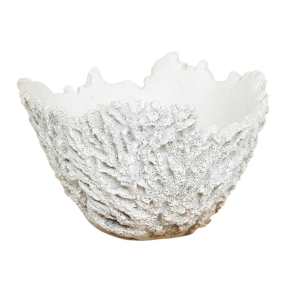 Dekoratif Mercan Kase Küçük 21,5x14,5cm