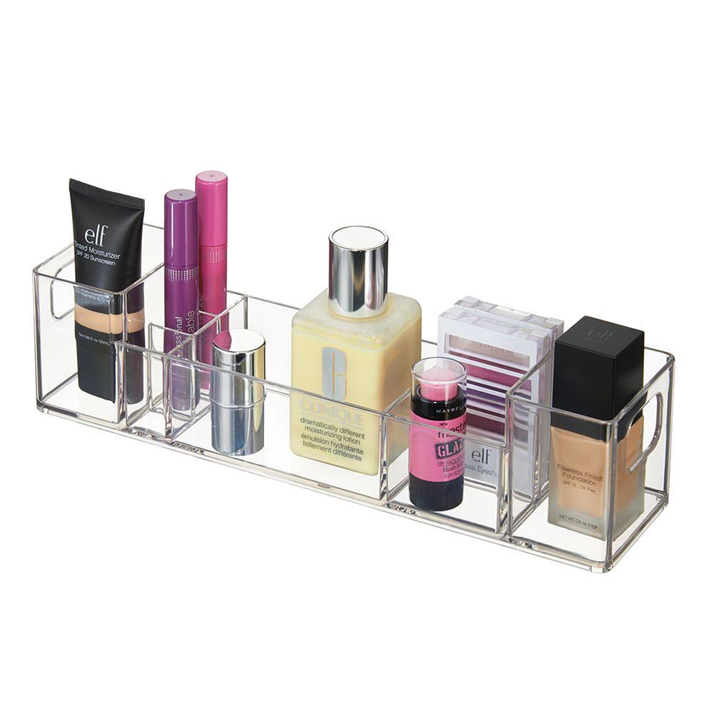 İlaç,Kozmetik Ve Küçük Eşya Ürün Düzenleyici Bölmeli Takı Ve Makyaj Kutusu