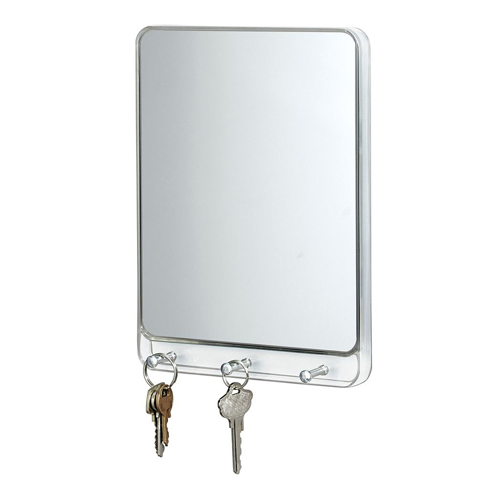Duvar Montajlı Ayna Ve Anahtarlık Birarada Set