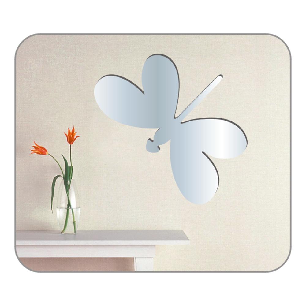 Bosphorus Duvar Süsü Aynalı (Sticker) Kelebek 2 Şekilli Duvar Dekoratif Süsü Ürün Resmi