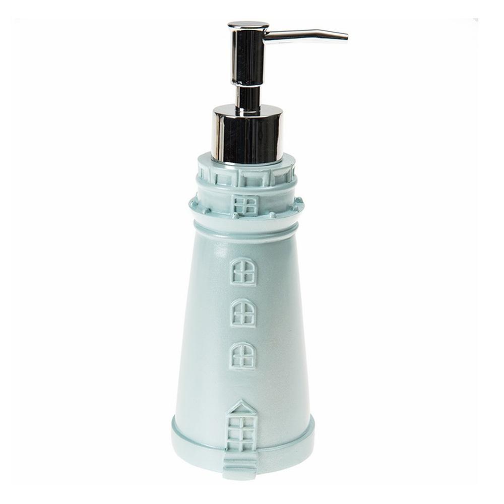 Sıvı Sabunluk Deniz Feneri Model Banyo Aksesuarı