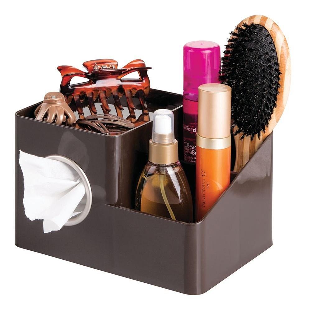 Kozmetik Ürün Düzenleyici Çok Bölmeli Makyaj Ve Kişisel Bakım Organizeri