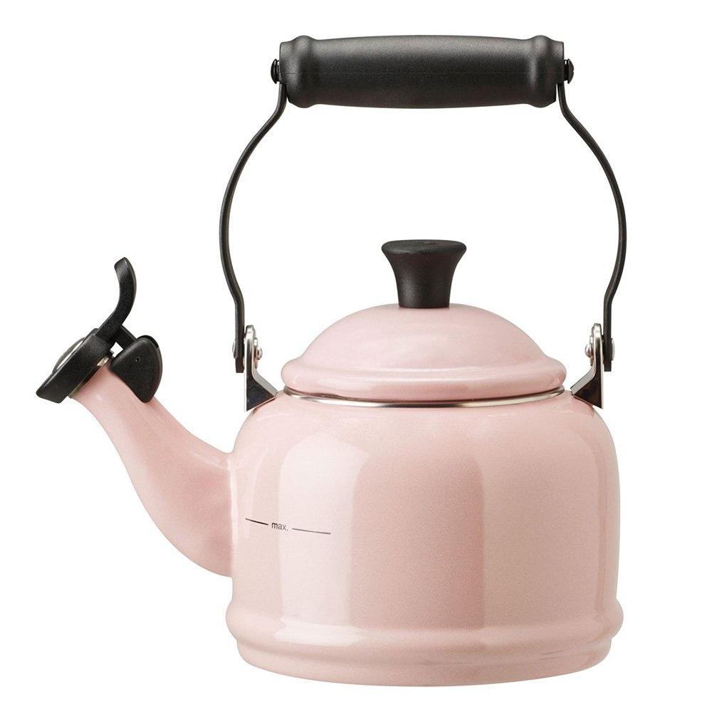 Demi Çaydanlık Toz Pembe