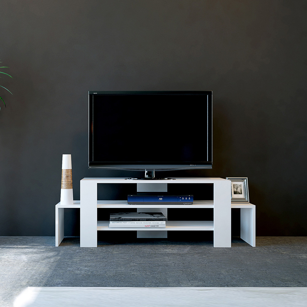 Sole Tv Ünitesi Beyaz