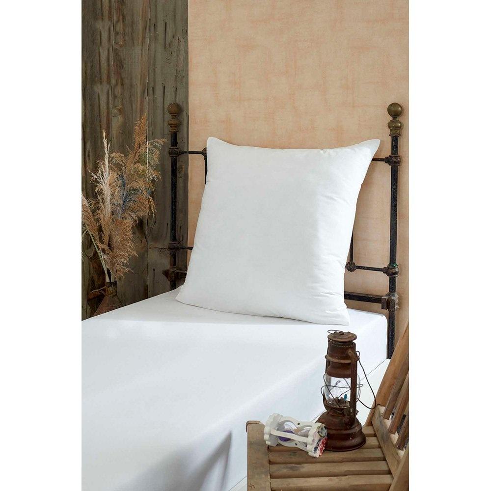 Eponj Home Silikon Yastık 70x90cm D.Boya Beyaz Ürün Resmi