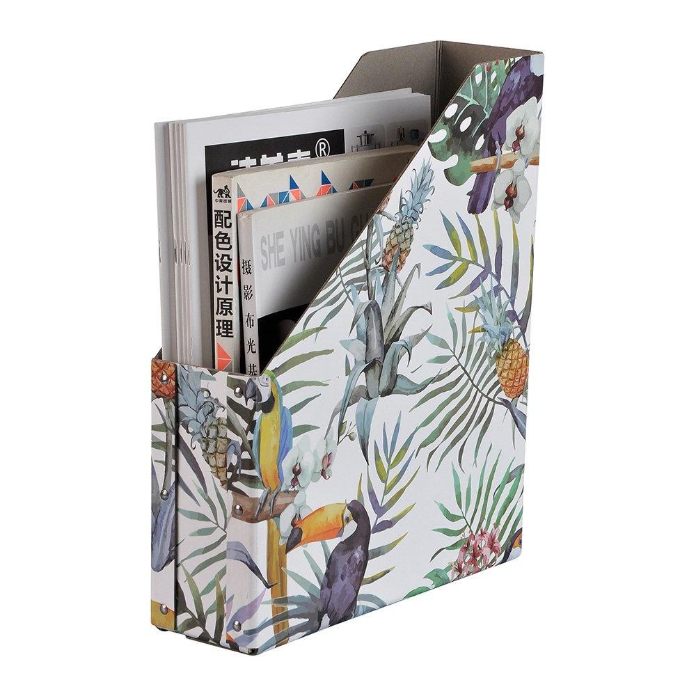Bosphorus Tropikal Desenli Kitap,Dergi,Klasör Düzenleyici Ürün Resmi