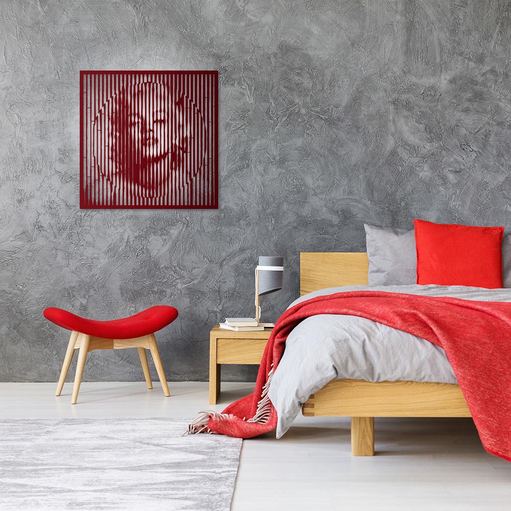 Artepera Warhol Metal Tablo - APT102LRK Ürün Resmi