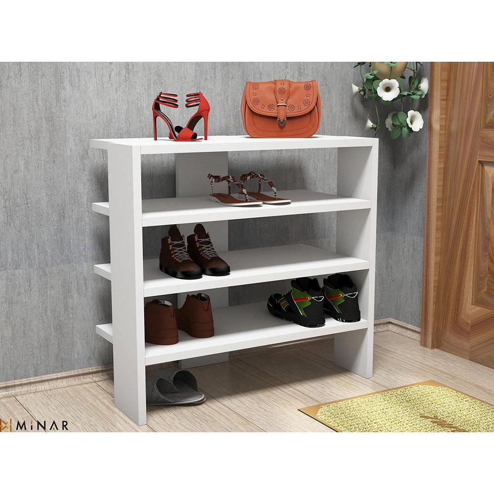 Minar Mix Ayakkabılık 60 Cm - Beyaz Ürün Resmi
