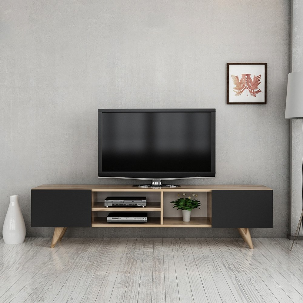 Dore Tv Ünitesi - Çırağan-Siyah