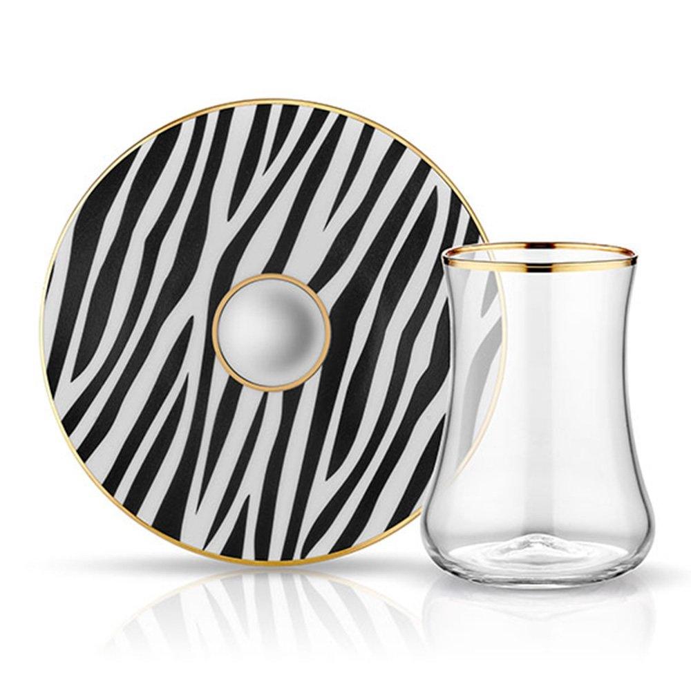 Dervısh cay st 6lı zebra