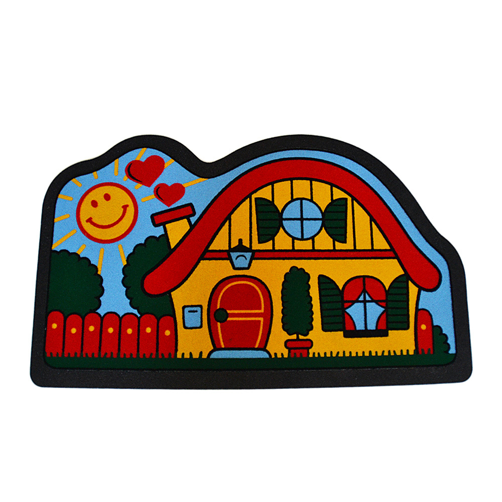 Giz Home Italyan Sempatık Kapı Paspası 40X68 Neselı Yuva Ürün Resmi