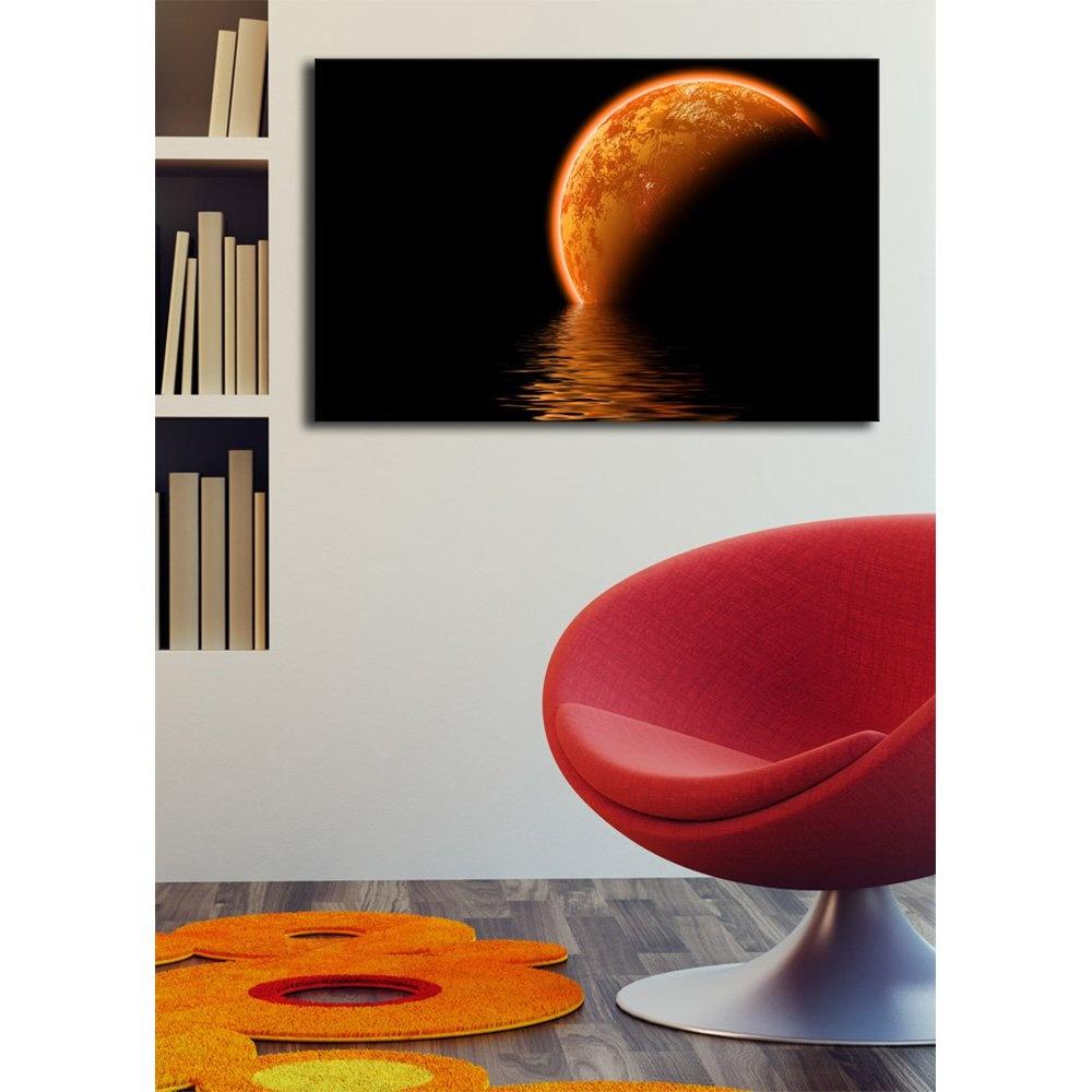 Özgül 45x70 cm Dıştan Aydınlatmalı Tablo Ürün Resmi