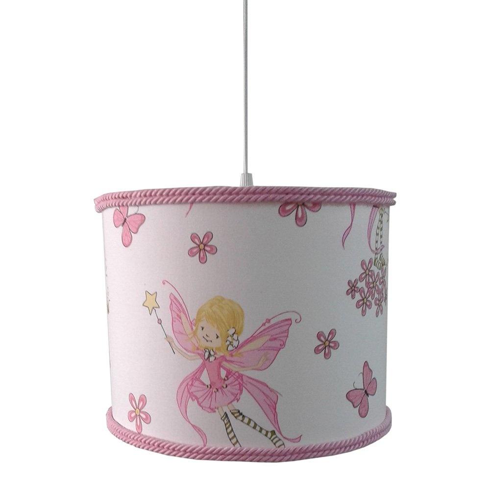 Ege Light Pembe Peri Kızı Çocuk Odası Sarkıt Ürün Resmi
